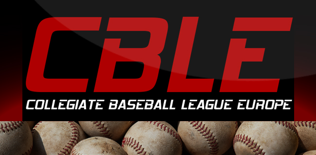 Pointstreak Partners with Collegiate Baseball League Europe