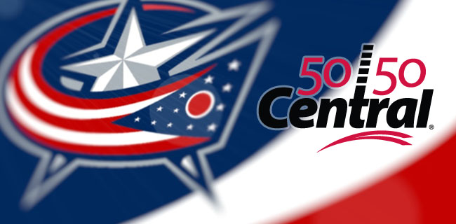 Blue Jackets and 5050 Central score with a new Partnership