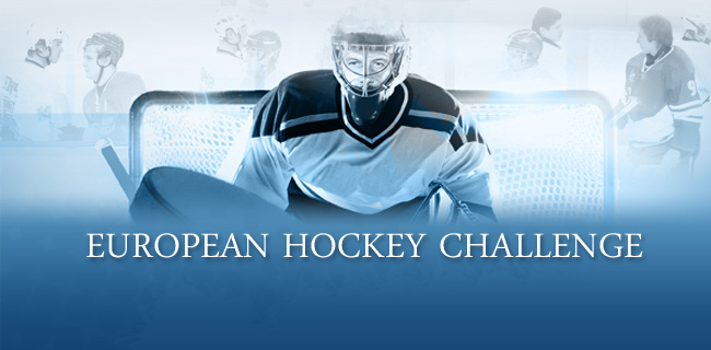 Pointstreak Provides Statistics for Euro Hockey Challenge